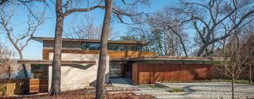 modern home architecture stone. Modern Dallas Home With Wood And Stone Architecture A