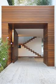 office entrance tips designing. inspiration decoration beauteous brown wooden wall panels with floating stairs as contemporary entrance ideas for home office tips designing g