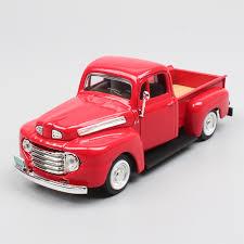 1:43 Scale mini classic retro 1948 Ford Pick UP F 1 F1 pickup trucks ...