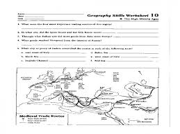 kindergarten skills worksheets koogra world map antarctica ...