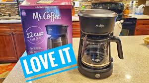 Rated 1 out of 5 by tw928 from no where to purchase replacement filter disk i purchased the 5 cup coffee maker for my dad as a gift. Detailed Review Mr Coffee 5 Cup Mini Brew Programmable Coffeemaker Youtube