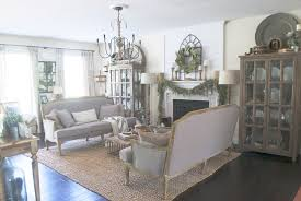 Plum Pretty Decor Design Co My Cozy French Farmhouse Living Room Pertaining  To Plan 6