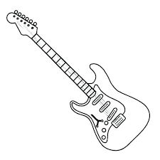 acoustic guitar cake template printable handmade guitar cake template free electric headstock templates