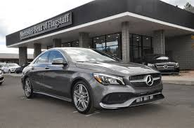 New 2017 Mercedes-Benz CLA CLA 250 Sport Coupe in Flagstaff ...