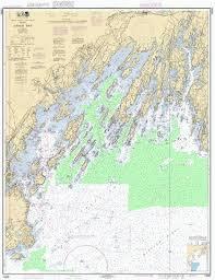 Casco Bay Marine Chart Us13290_p2052 Nautical Charts App