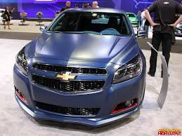 2013 Chevrolet Malibu Performance Concept | GenHO