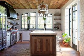 Stunning Kitchens With Wood Ceilings Chairish Blog