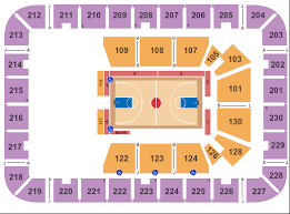 Us Cellular Center Seating Chart Asheville