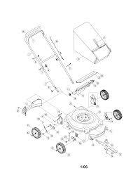 Troybilt mower parts model 420 sears partsdirect leeyfo gallery
