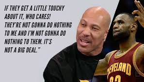 Lavar Ball Quotes Adorable LaVar Ball Responds To LeBron Saying 'Keep My Kids Name Out Of Your