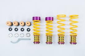 Kw Height Adjustable Spring Kit Kw Suspensions