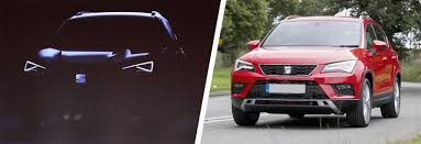 2018 infiniti 7 seater. interesting 2018 the new suv left should borrow features from the smaller ateca right intended 2018 infiniti 7 seater