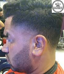 Mehdi For On Twitter Fade Barber Barbershop Style Haircut