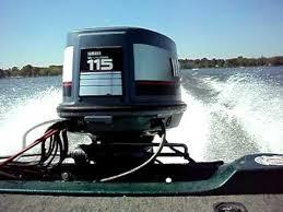 yamaha 115 outboard. 115 yamaha hole shot outboard y