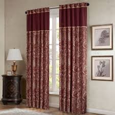 Beautiful Purple And Gold Shower Curtains Madison Park Aubrey Window Curtain Panel Pair In Modern Design