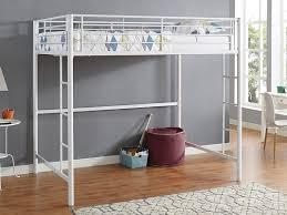 metal bunk bed with desk. Metal Bunk Bed With Desk L