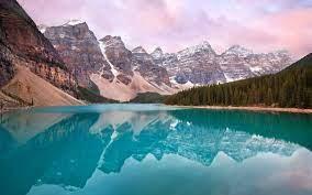 Mountain Lake Desktop Wallpaper ...