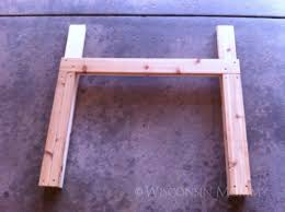 how to build a raised garden bed with legs. Build Your Own Elevated Garden 4 How To A Raised Bed With Legs