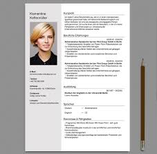 Cv Writing Online German Cv And Cover Letter Creator Online Pdf