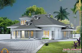 3d House Single Floor Imanada Plan And Elevation Kerala Home Design Plans  Halloween Decor Fetco. ...