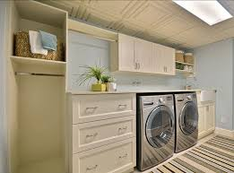 Basement Laundry Room Makeover Ideas Decor
