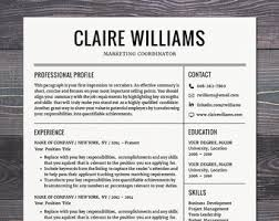 Modern Resume Template Free Amazing Brilliant Ideas Of Free Contemporary Resume Format Easy Resume