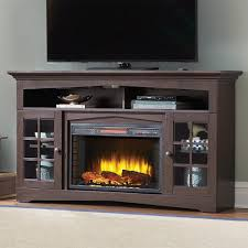 corner tv stand for 55 tv lovely fireplace tv stands electric fireplaces the home depot