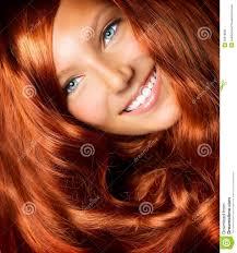 Kapsel Rood Haar