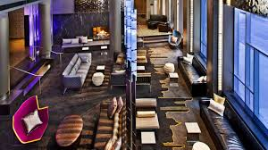 Hotel Features  W New YorkLiving Room W Hotel Nyc