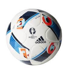 Pallone da calcio ufficiale europei francia 2016 palloni adisas misura 5  *02496