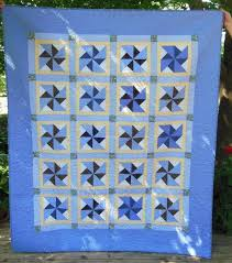 115 best PINWHEELS images on Pinterest | Quilt patterns, Being ... & Double Pinwheel Quilt by Peggy Nagle Adamdwight.com