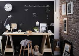 E Office Chalkboard