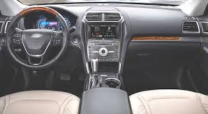 2018 ford explorer interior. interesting ford 2018 ford explorer redesign ford explorer interior  price inside interior r