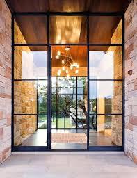 glass front doors modern black steel and glass front doors stained glass front doors for glass front doors
