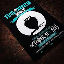 Halloween Flyers Templates 20 Wicked Halloween Party Flyer Templates For Your