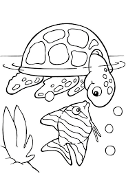 special offer coloring books for boys pji8 free printable turtle coloring pages for kids picture 4