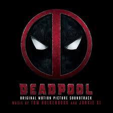 Виниловая пластинка. <b>Deadpool</b> Original motion picture soundtrack