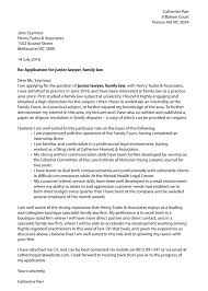 Examples How To Write A Cover Letter Addressing Selection