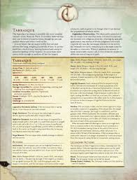 5th edition d d character sheet d d 5th edition monster manual manticore revealed the escapist