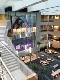 microsoft office in redmond. Inside The Windows Building. - Microsoft Redmond, WA (US) Office In Redmond