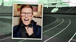 He checked off the first goal in 2016, aged 17, when he was picked to run the 1500m. Jaryd Clifford S Visual Impairment Won T Stop Him At The Paralympic Games