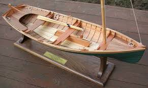 cid skiff boat model