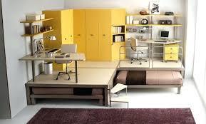 beds with desks on top.  Beds Desk With Bed On Top Two Desks Raised Platform Beds That Slide  Underneath In Beds With Desks On Top W