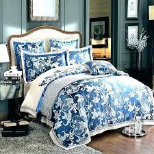 dark blue single duvet cover bedding sets royal bedspread set and grey comforter