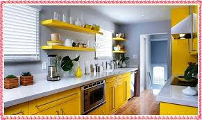 Yellow Color In Kitchen Cabinets 2016 Kitchen Cabinet Color Trends | New  Decoration Designs