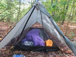 the tarptent protrail tent is basically a pup tent made with an outer fly and a