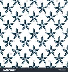 Repeats In Textile Designing Sea Stars Seamless Pattern Repeat Vector Stock Vector