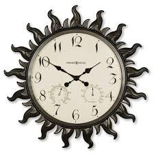 wall clocks for office. Outdoor Clocks Wayfair Sunburst Oversized 22 5 Wall Clock. Best Office Design. Furniture For