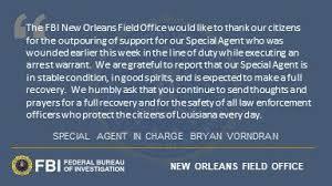 Troy Murdock - Supervisory Senior Resident Agent - Federal Bureau of  Investigation (FBI) | LinkedIn