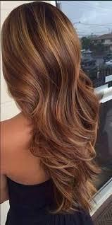 Hottest Medium Length Dark Brown Layered Hair